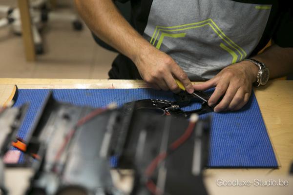 Maintenance et réparation du matériel Laser Game
