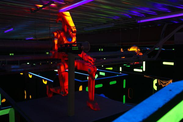 Concept Laser Game complet